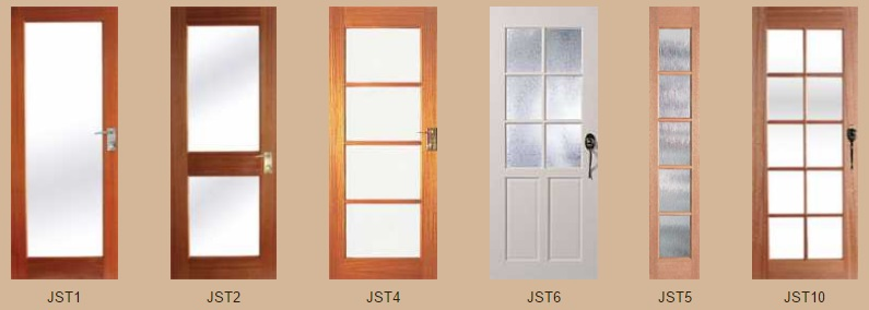 Hume Entrance Doors JOINERY JST10 Clear Glass SPM Face 2040x820x40mm HUJST10 Order  sc 1 st  Bendigo Timber Products & Bendigo Timber - Roofing Insulation Doors pezcame.com